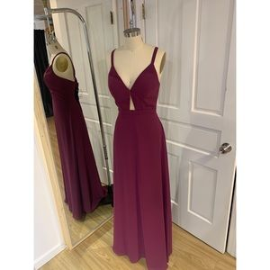 Bridesmaids dress or formal gown